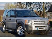 2005 LANDROVER discovery 3 tdi s HPI clear Vosa verified