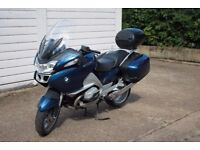 BMW R1200RT SE with ABS, ASC, RDC, heated grips, 14000 miles only (Garaged) ono