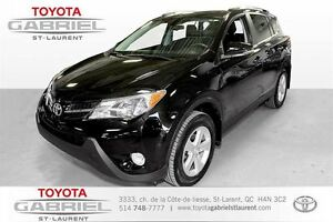 2013 Toyota RAV4 XLE AWD + TOIT  OUVRANT + MAGS + CAMERA + SIEGE