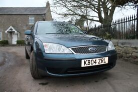 04 Mondeo   2.0 Petrol   6month MOT   81k Miles   3 owners from new   £600 ovno