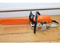 """STIHL MS261 C Petrol Chainsaw. 18"""" Bar 2013"""
