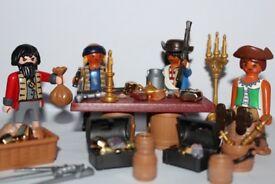 Playmobil-pirate set