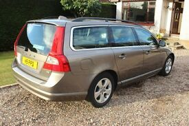 Volvo V70, 49,500 miles from new, Well cared for car