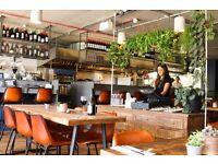 Sous Chef/ CDP, New restaurant in Hackney near Stratford, Start ASAP, Good pay & tips, Seasonal Menu