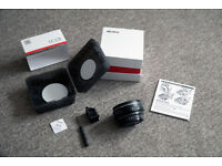 Canon EF to Sony e-mount adapter and speed booster RRP 143 @ Comparable to Metabones adapter