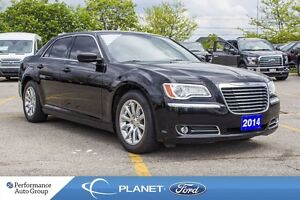 2014 Chrysler 300 Touring|BACKUP CAM|SAT RDIO|PWR SEAT|ALLOYS