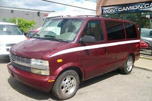 2003 Chevrolet Astro AWD (LOCATION 225$+TX) appeller pour rendez