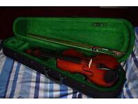 Windsor Violin 4/4 brand new