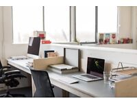 Fantastic desks spaces in creative by the canal in Hackney! Half price in December and January