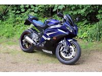 Yamaha R6 2009/09 Mint Condition not r1 gsxr ninja