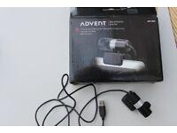Advent 300k Notebook webcam