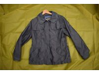 Ladies PER UNA 'Body Sensor' Wind Cheater Jacket (Size10)