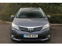 Toyota Avensis D-4D ICON BUSINESS EDITION (blue) 2015-05-08