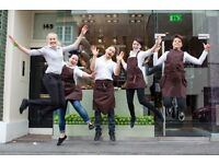 Waiters/Waitresses for Full & Part time required at a High Class Cafe