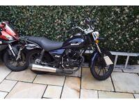 LEXMOTO ZSB 125CC Motorbike