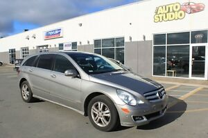 2006 Mercedes-Benz R-Class R500 (winter tires)
