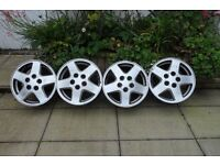 MR2 ALLOY WHEELS