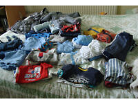 Baby boy clothes age 3-6 months