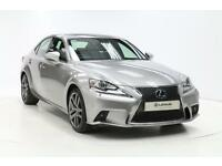Lexus IS 250 F SPORT (silver) 2013-09-16