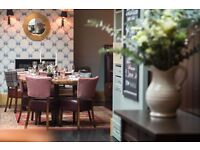 Passionate Bar staff wanted, The Admiral Codrington, Chelsea