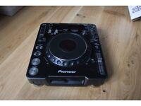 Pioneer CDJ 1000 MK3 DJ Deck
