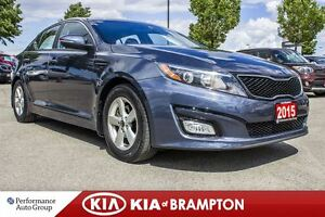 2015 Kia Optima LX Winter Ed|PWR SEAT|RMT STRT|BLUETOOTH|CRUISE
