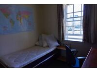 Single Room in Friendly Canongate flat