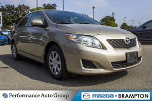 2010 Toyota Corolla MANAGER SPECIAL. MP3. BUCKETS. PWR/HTD MIRRO