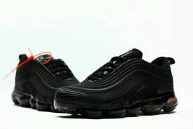 **Brand New Nike Air Vapormax 97 Exclusive Ultra Tn 95 Max **All Black**
