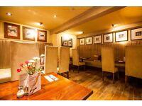 Sous Chef required The Hobler Inn, Lymington. Salary £22k - £23k with bonus potential