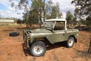 Land Rover Other Ute Moree Moree Plains Preview
