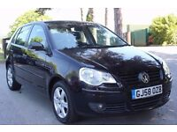Volkswagen Polo 1.4 Match 5dr AUTMATIC,GENUINE LOW MILEAGE