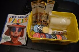 SNAZAROO FACE PAINTERS KIT 600+ FACES