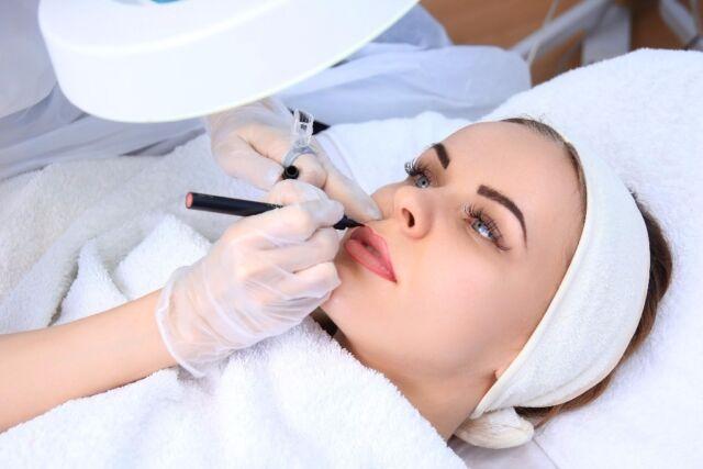 Semi Permanent Makeup Courses, Microblading Eyebrows