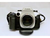 Canon EOS 50 SLR Film camera. Not Digital