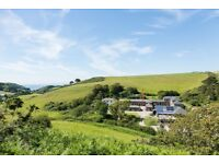 Hope Cove holiday cottage on superb development - share for sale.