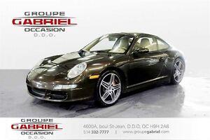 2008 Porsche 911 Carrera 4S Coupe * ALL-WHEEL-DRIVE * 6-SPEED MA