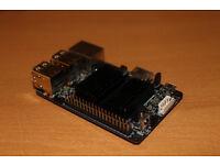 ODROID C2 Single Board Computer: ARMv8 Quad Core @1.5GHz, 2GB RAM, Gigabit ethernet, 4k HDMI