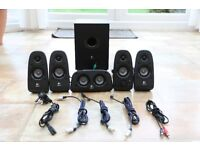 Logitech z506 5.1 Surround Sound PC Speakers (with AUX)