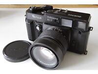 Fuji GW670II Medium Format 6x7 Camera with 90mm F3.5 fixed Lens