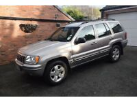 Jeep Cherokee Limited 4.0Ltr 4x4 Estate mot Jan 2019 Bargain 4x4 off roader