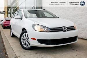 2013 Volkswagen Golf Sportwagen Comfortline *RÉSERVÉ*