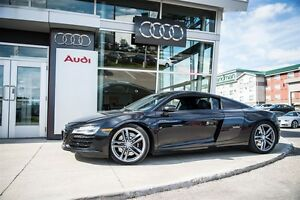 2014 Audi R8 4.2 7sp S Tronic coupe - 100% Accident free!!