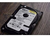 Western Digital WD Caviar 3.5 PC/computer IDE 80GB Hard Drive