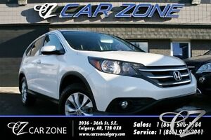 2013 Honda CR-V EX Sunroof, 4WD, New Winter Tires, Low Payment