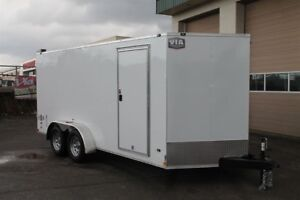 2018 Stealth Trailers Mustang ET 7x16 Enclosed Trailer