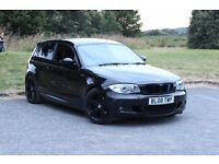 BMW 1 Series 2.0 118d M Sport 3dr M6 alloys FBMWSH 1 owner