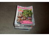 40 BBC GOOD FOOD MAGAZINES