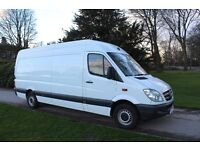 Van hire for Removal Transport and Delivery Sofa Wardrobe Fridge Washing machine. man and van