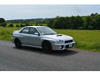 Subaru Impreza WRX 2001 Silver